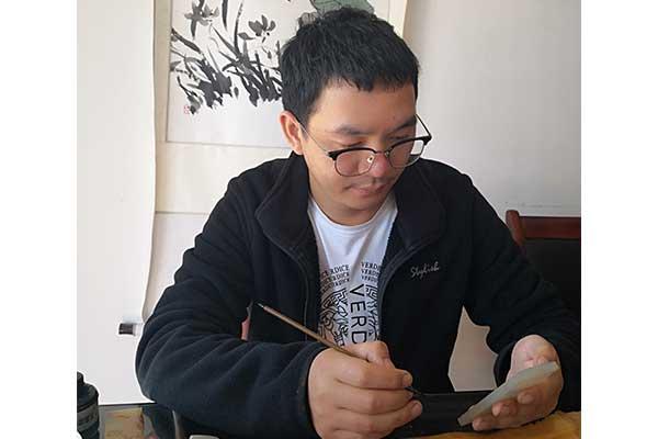青年玉雕艺术家——权学飞