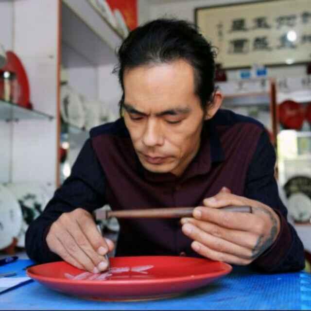 中国非遗民间艺术家-刘汉恩