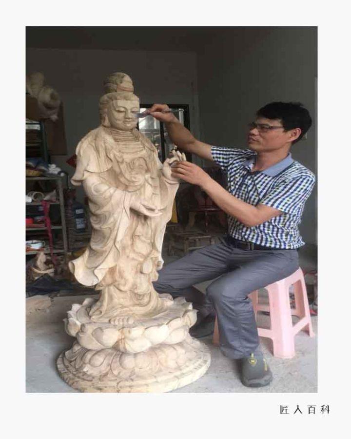 陈志彬的木艺人生